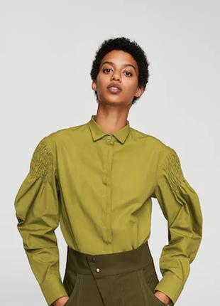 Нова блузка mango р. м-l