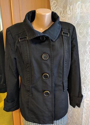 Фирменный пиджак.