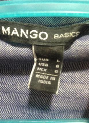 Рубашка mango p l2
