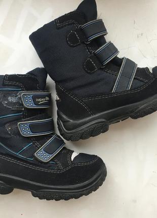 Термо ботинки зимние