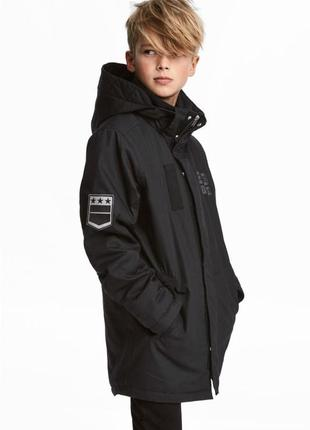 Куртка парка 146-152 н&м