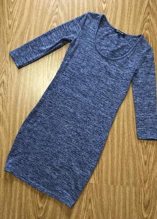 Terranova облегающее спортивное платье приталенное