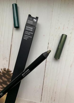 Стойкий карандаш для глаз kiko milano