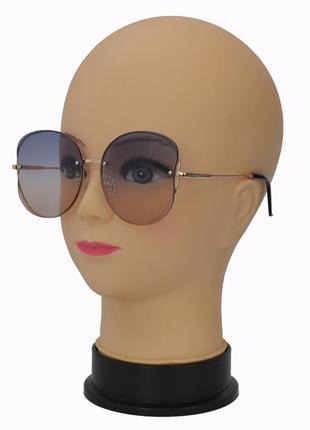 Модные женские солнцезащитные очки 1906, жіночі сонцезахисні окуляри новинка