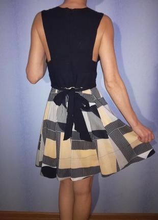 Платье с интересной спинкой alice mccall   topshop2