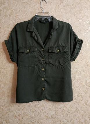 Рубашка свободного кроя dorothy perkins
