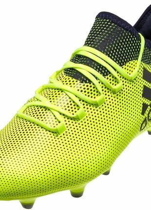 Бутсы adidas performance x 17.1 fg 41р.