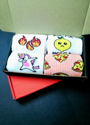 Подарункова коробочка носочків 🧦🎁💥