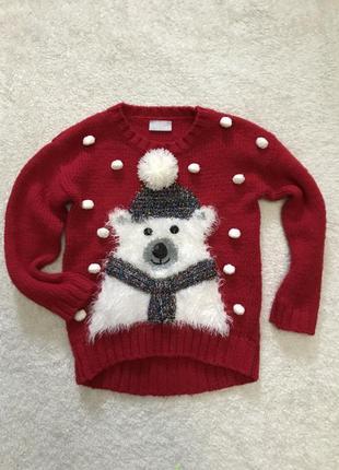 Мягкий свитер next