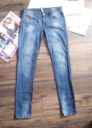 Джинси mango alice slim jeans2