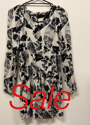 Блуза удлиненная bikbok p.xs #526. sale!!!🎉🎉🎉