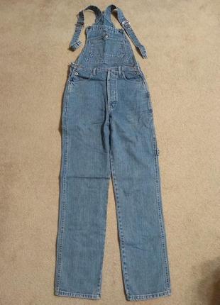Джинсовый комбинезон bems jeans