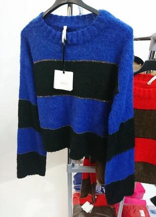 Лёгкий свитер с шерстью 🇮🇹 цена 🔥