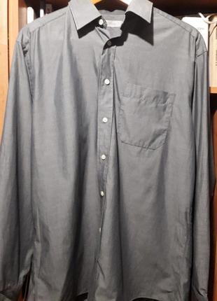 Рубашка marks&spencer в отличном состоянии