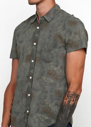 Мужская рубашка от итальянского бренда  terranova