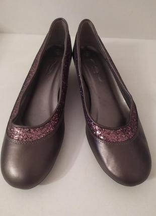 Стильные туфли балетки от new look