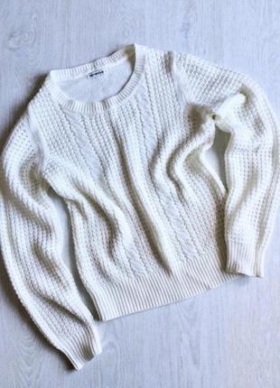 Светр кофта свитер terranova