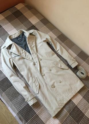 Плащ-пальто topman