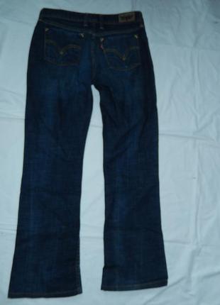 Levis джинсы в отличном состоянии,s/m на невысокий рост2