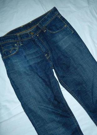 Levis джинсы в отличном состоянии,s/m на невысокий рост1