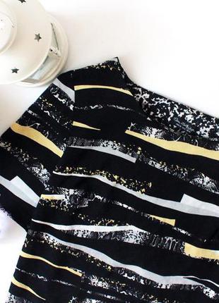 Шифоновая укороченная блуза с разрезом на спинке miss selfridge5