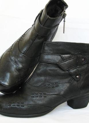 972. ботинки medicus мех на теплую зиму 38 р.