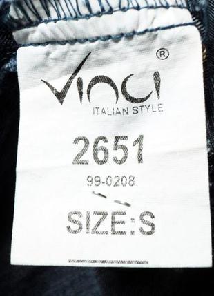 Джинсовый короткий жакет от vinci s. турция5