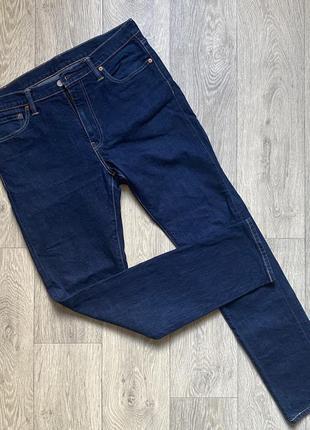 Мужские стрейчевые джинсы levi's оригинал