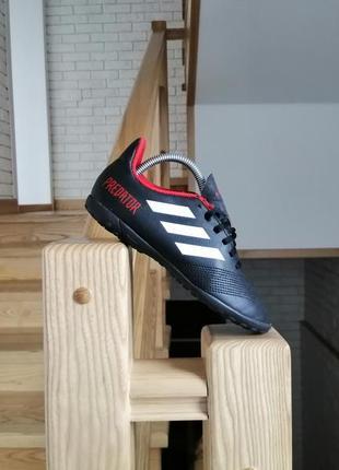 Оригінальні дитячі сороконожки бампи adidas