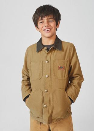 Куртки  для мальчиков zara испания