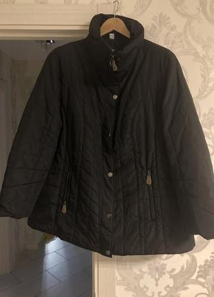 Большой размер куртка р 58