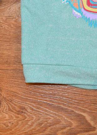 Свитшот кофта тигр divided h&m s-м5