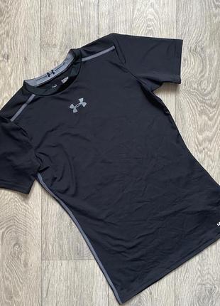 Подростковая компрессионная футболка under armour оригинал