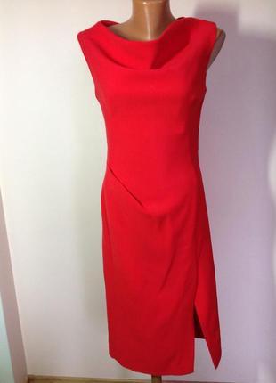 Коктельное фирменное платье- футляр /s- m/ brend asos