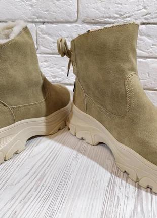 Женские ботинки beauty