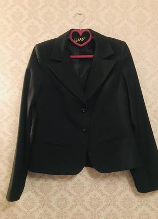 Женский стильный деловой костюм- двойка от тм wasp р.46