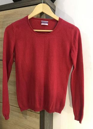 Кашемировый красивый свитер кофта