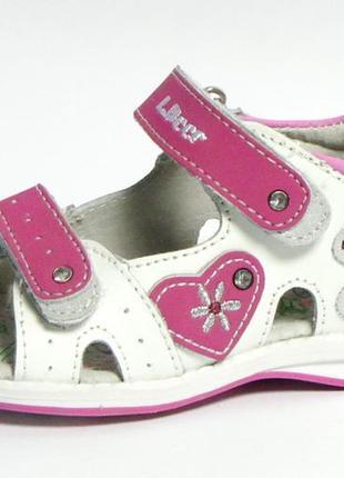 Босоножки сандали босоніжки  летняя літнє обувь взуття для девочки дівчини b&g р.21