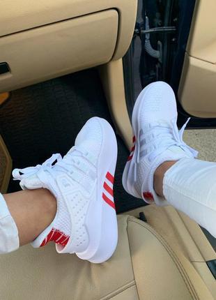 Шикарные женские кроссовки adidas eqt adv / женские адидас / весна лето