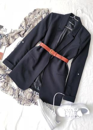 Шикарний подовжений піджак