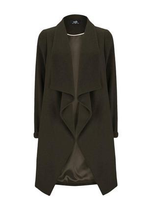 В наличии - пальто без застежки *wallis* 14/42 р.