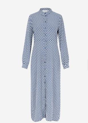 Платье в пол piece.