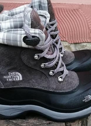 Оригинальные ботинки the north fase
