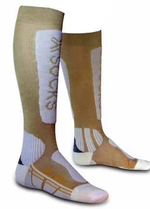 X-socks ski metal lady носки для лыж и сноуборда, лыжные носки, лижні носки