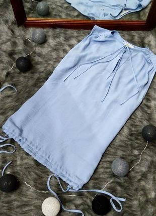 Блуза кофточка топ с завязками next