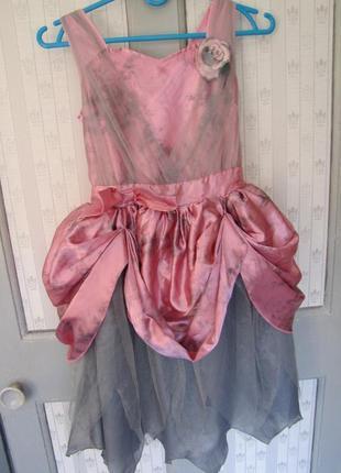 Карнавальне плаття хеловін tu 9-10 років 134-140 см