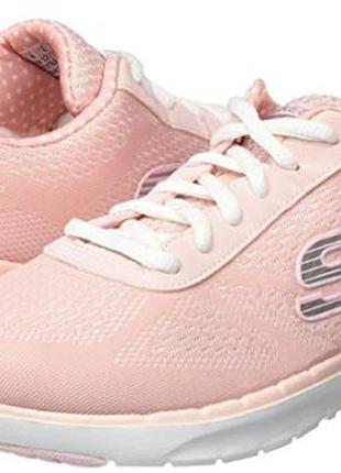 Кроссовки skechers розовые skech-air infinity скечерсы не air force для спортзала оригинал