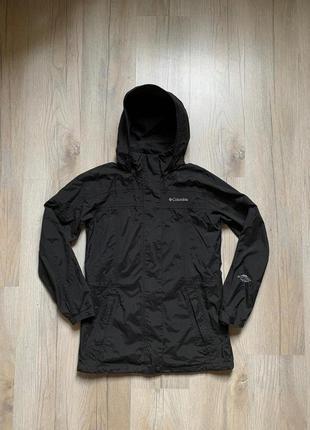 Женская куртка/ветровка columbia omni-tech!