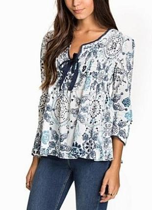 Odd molly: блуза из хлопка