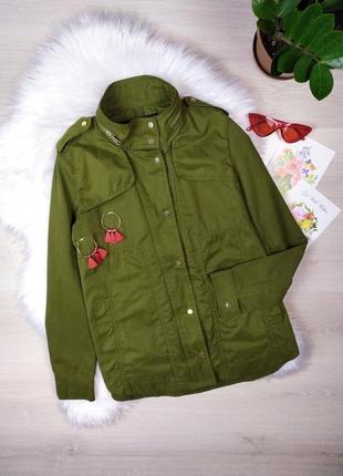 Жакет / піджак/ пиджак / рубашка / куртка/ ветровка / хаки на кнопках